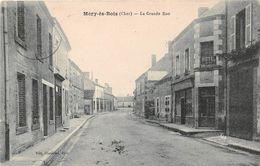 MERY ES BOIS - La Grande Rue - France