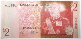 Tonga - 2 Pa'Anga - 2009 - PICK 38a.1 - NEUF - Tonga
