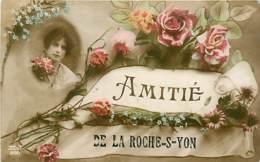 85* LA ROCHE SUR YON «amities»       MA107,0714 - La Roche Sur Yon