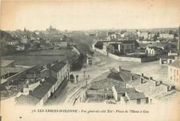 85* LES SABLES D OLONNE Place De L Usine A Gaz    MA107,0773 - Sables D'Olonne