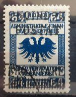 Albanien 1919, Mi 50 Type I. Gestempelt - Albanie