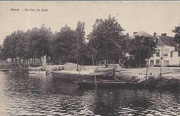 17 Charente Maritime, SUCE, Un Coin Du Quai, Scan Recto Verso - Altri Comuni