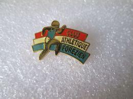 PIN'S     CLUB  ATHLETIQUE FOREZIEN - Athlétisme