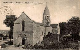 MONTBRON L EGLISE EPOQUE ROMANE - France