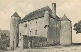 89* STE MAGNANCE  Ancien Chateau Jacquot     MA107,1287 - France