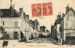 89* AUXERRE Rue De Paris       MA107,1291 - Auxerre