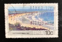 TURISMO, SPIAGGE / TOURISM, BEACHES - ANNO/YEAR 1983 - África Del Sur (1961-...)