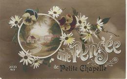 Une Pensée De PETITE CHAPELLE - Courrier De 1919 - Couvin