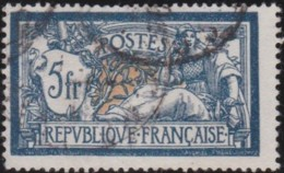 France  .    Yvert   .    123     .     O     .     Oblitéré   .   /  . Cancelled - Used Stamps