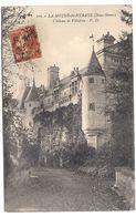 La Mothe-st-héraye , Château De Villedieu - La Mothe Saint Heray