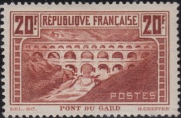 France  .    Yvert   .    262  (2 Scans)     .     *     .     Neuf Avec Charnière  .   /  .   Mint-hinged - Unused Stamps