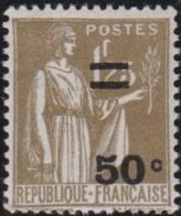 France  .    Yvert   .     298       .     *        .    Neuf Avec Charnière   .   /  .   Mint-hinged - France