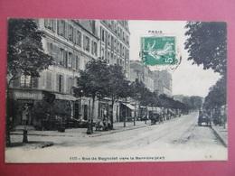 PARIS  ( 75 )  N ° 1122 Rue De BAGNOLET Vers La Barrière - Distretto: 20