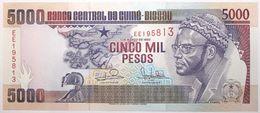 Guinée-Bissau - 5000 Pesos - 1993 - PICK 14b - NEUF - Guinea-Bissau