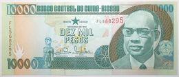 Guinée-Bissau - 10000 Pesos - 1993 - PICK 15b - NEUF - Guinea-Bissau