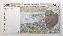 Guinée-Bissau - 500 Francs - 2002 - PICK 910 Sg - NEUF - Guinea-Bissau