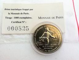 Monnaie De Paris 33.Pessac 2- Amicale Philatélique 32eme Salon 2007. Neuve - 2007