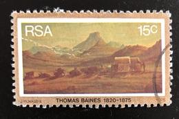 THOMAS BAINES (PITTORE/PAINTER) - ANNO/YEAR 1975 - África Del Sur (1961-...)