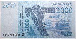 Guinée-Bissau - 2000 Francs - 2004 - PICK 916 Sb - NEUF - Guinea-Bissau