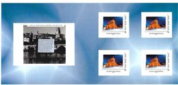 FRANCE CARNET COLLECTOR CITE D ALBI VISUEL 2 NON PLIE TB VOIR SCANS - Collectors