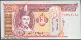 TWN - MONGOLIA 63b - 20 Tögrög 2002 Prefix AD UNC - Mongolia