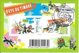 Fête Du TimbreLooney Tunes 2009 - Oblitérés