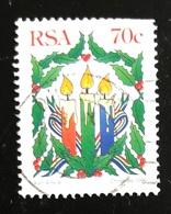 NATALE / CHRISTMAS - ANNO/YEAR 1996 - África Del Sur (1961-...)
