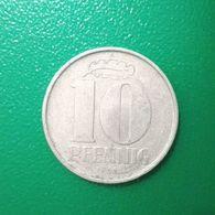 10 Pfennig Münze Aus Der DDR Von 1968 (sehr Schön) - [ 6] 1949-1990 : RDA - Rep. Dem. Alemana