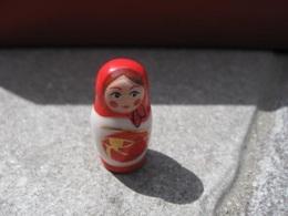 Fève Poupée Russe L'oeil D' Horus  ¤ Série Poupées Russes 2015  Fèves ¤ Rare Ancienne - Characters