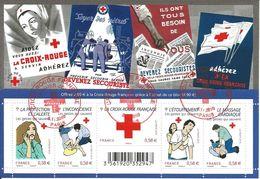 Croix-rouge Les Gestes Qui Sauvent 2010 - Oblitérés
