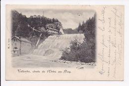 CP SUISSE VALLORBE Chute De L'Orbe Au Day - VD Vaud