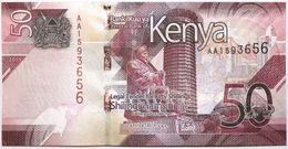 Kenya - 50 Shillings - 2019 - PICK 52a - NEUF - Kenya