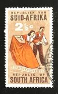 """50° DELLA DANZA POPOLARE """"VOLKSPELE"""" / 50 YEARS OF THE FOLK DANCE """"VOLKSPELE"""" - ANNO/YEAR 1962 - South Africa (1961-...)"""