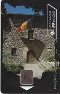 AND-015 TARJETA DE ANDORRA PUERTA CASA VALL SERIE 00426 - Andorre