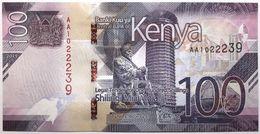 Kenya - 100 Shillings - 2019 - PICK 53a - NEUF - Kenya