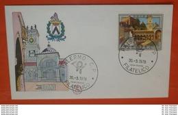 ITALIEN 1601 Tourismus - Udine  --- FDC Cover (2 Foto)(71929) - 1946-.. République
