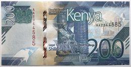 Kenya - 200 Shillings - 2019 - PICK 54a - NEUF - Kenya