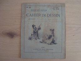 CAHIER DE DESSIN N°10 METHODE VAN MOE VUIBERT ET NONY EDITEURS - Protège-cahiers