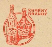 Meter Cut Bohemia And Moravia1940 Cognac - Kemeny Brandy - Wein & Alkohol