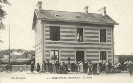 Malansac (56 - Morbihan) La Gare - Andere Gemeenten