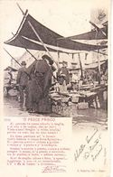 ITALIA - NAPOLI - O Pisce Fresco, Leggi Testo, Animata, Viag.1901 - 2020-B-403,404 - Napoli