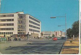CPSM , N° RZ/24 , Zambie, Cairo  Road , Lusaka . Ed. Sapra - Zambie