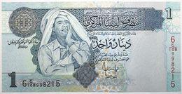 Libye - 1 Dinar - 2004 - PICK 68b - NEUF - Libyen