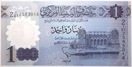 Libye - 1 Dinar - 2019 - PICK 80Aa - NEUF - Libyen