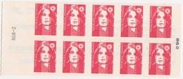 Marianne De Briat, TVP Carnet De 10 TP N° 2874-C1  (Timbres-Poste à Validité Permanente), Neuf ** - Uso Corrente