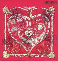 Cœurs Hermès 2013 - Oblitérés