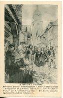 CPA  -  FOUGERES -  LA TERREUR - ARRESTATION DE Mme CHATEAUBRIAND (GRAVURE) - Fougeres
