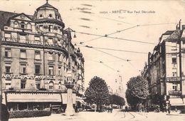 57. METZ. RUE PAUL DEROULEDE. 1933. - Metz