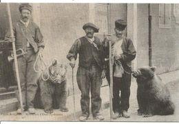 9 Ariège -types Ariégeois : Montreurs D'ours Pyrénéens - France