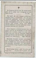 BP De Cremer Gustaaf Ghislain (Idegem 1892-1916) Gesneuvelde - Colecciones